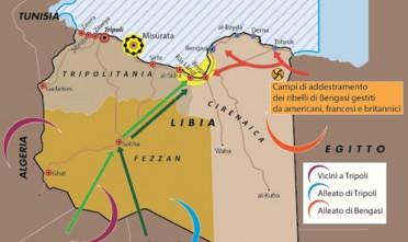Le contraddizioni dell'Unione Africana sulla guerra di Libia