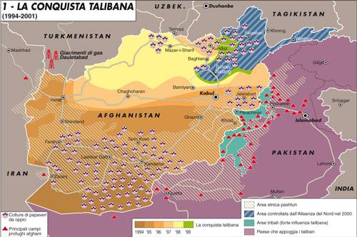 Fisco afghano anno zero: i talebani come esattori