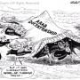 Vignetta: Venti di cambiamento per i dittatori arabi