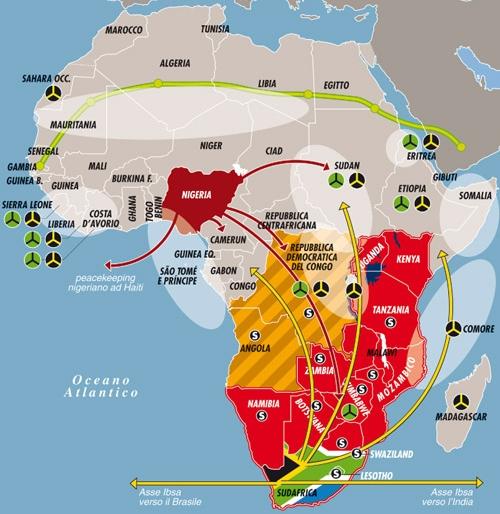 Anche l'Africa subsahariana vuole la sua primavera