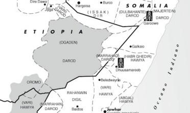 La fuga dell'Al Shabaab da Mogadiscio