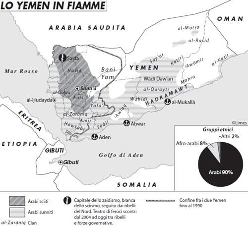 'La crisi in Yemen è senza via d'uscita'