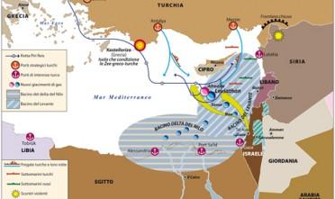 Le ambizioni della Turchia fanno i conti con Cipro