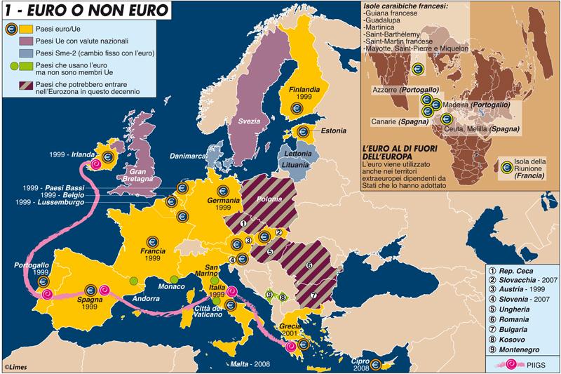 Europa: quella identità condivisa che manca all'Unione