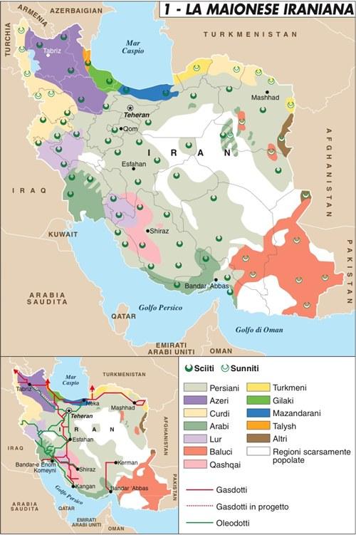 Nel futuro dell'Iran potrebbe esserci un colpo di Stato
