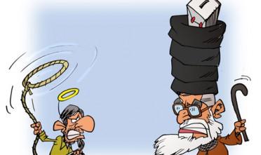 Vignetta: Il laccio di Ahmadi-Nejad