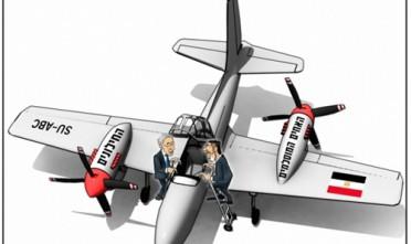 Vignetta: l'elezione di Morsi in Egitto secondo Israele
