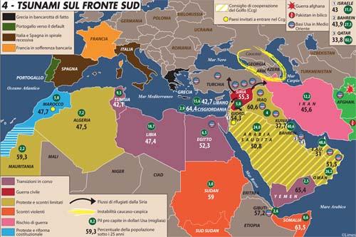 Libia, il fuoco dell'estremismo sulla primavera araba