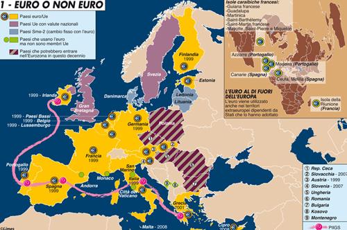 Per battere la crisi l'Unione Europea ha bisogno di architetti