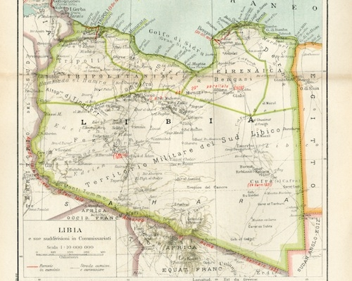L'assalto in Libia, niente di nuovo sotto il sole