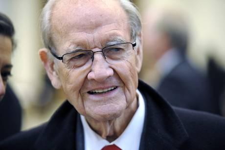 George McGovern, un democratico liberale antinuclearista