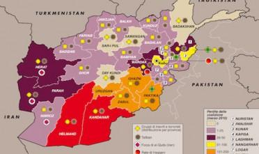 La Cina tende la mano alla Nato in Afghanistan