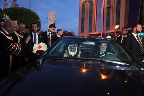 L'emiro del Qatar a Gaza: vincitori e vinti della primavera araba