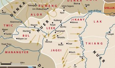 Etnie del Sud-Sudan