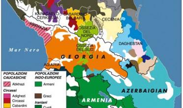 Circassi, il Caucaso in Siria