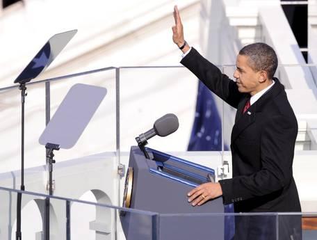 Il giuramento di Obama e il cammino dell'America