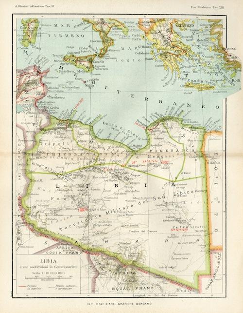La tormentata storia degli ebrei di Libia