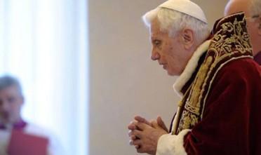 """Le dimissioni del papa, o """"della debolezza"""""""