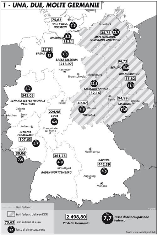 La Germania non è un paese per poveri