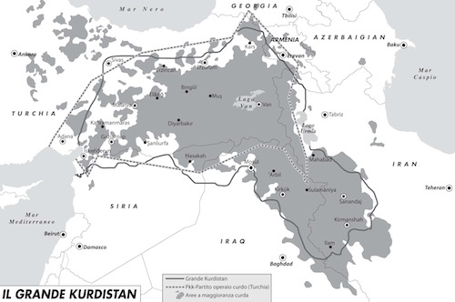 In Turchia potrebbe iniziare la primavera curda