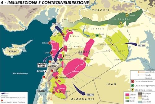 """""""Armi chimiche in Siria, superata la linea rossa"""": l'esca di Obama alla Russia"""