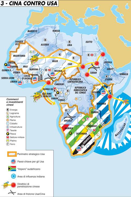 Obama in Africa per rincorrere la Cina