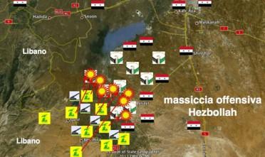 La bomba di Beirut non ferma il jihad di Hezbollah in Siria
