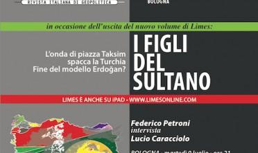 """Presentazione a Bologna de """"I figli del sultano"""""""