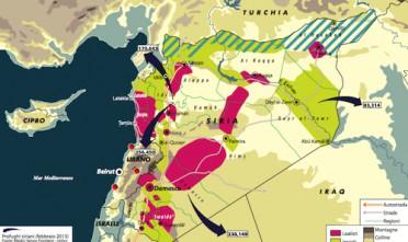 L'effetto Siria sul prezzo del petrolio