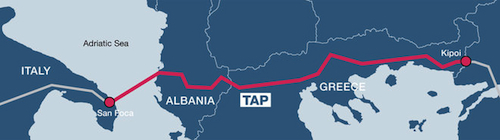 Nabucco addio, per il gas l'Europa sceglie Tap