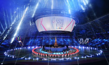 Universiadi di Kazan, la Russia si prepara per le Olimpiadi