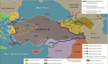 La Siria per l'America Latina è anche una questione di turcos