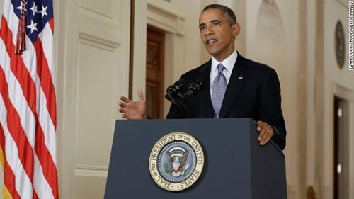 Obama sulla Siria, le frasi chiave di un discorso interlocutorio