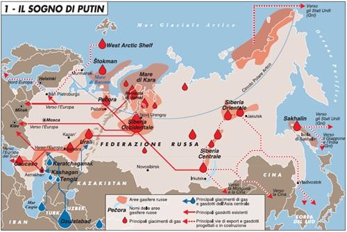 Shale gas, la rivoluzione che non piace alla Russia