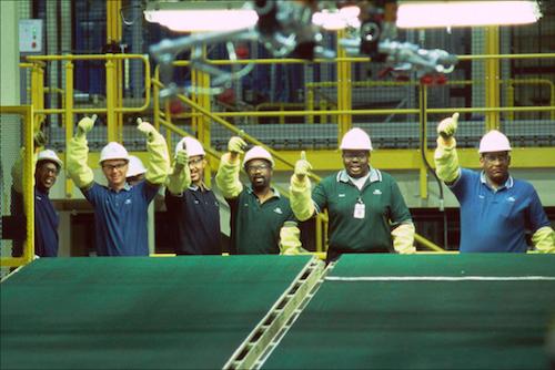 Manifattura, il ritorno del Made in Usa