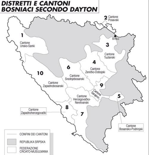 I cattivi auspici del primo censimento post-Dayton in Bosnia
