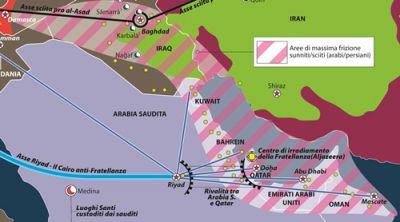 Jihadisti, sciiti e Iran: l'Arabia Saudita e la sindrome del nemico