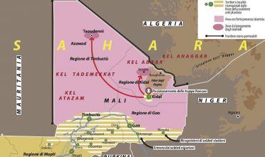 Controffensiva Mali 820