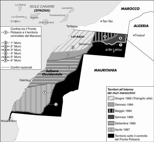 Nella disputa con il Marocco, i saharawi cercano il sostegno dell'Ue