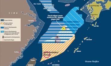 La Cina crea una zona di difesa aerea e risveglia il pivot to Asia degli Usa