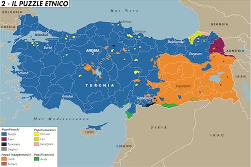 La Turchia apre alla lingua curda