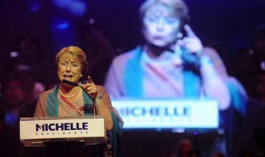 Bachelet ha vinto: da presidente del Cile, non la aspetta un compito facile