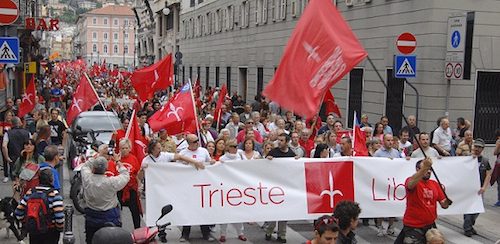 Se Trieste rinnega l'Italia