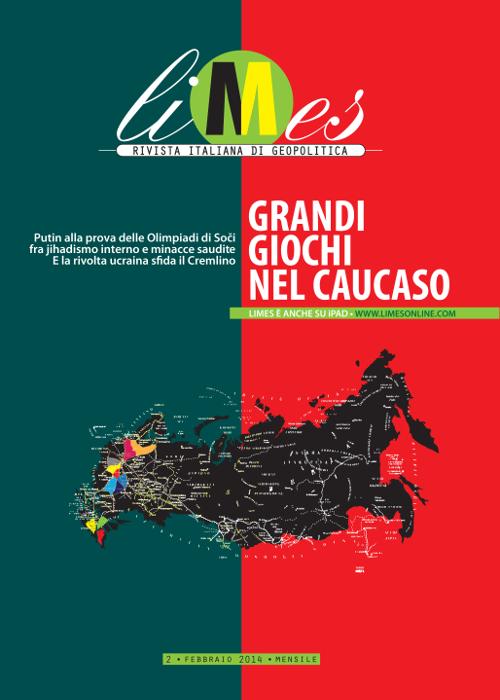 """""""Grandi giochi nel Caucaso"""", l'indice degli autori"""