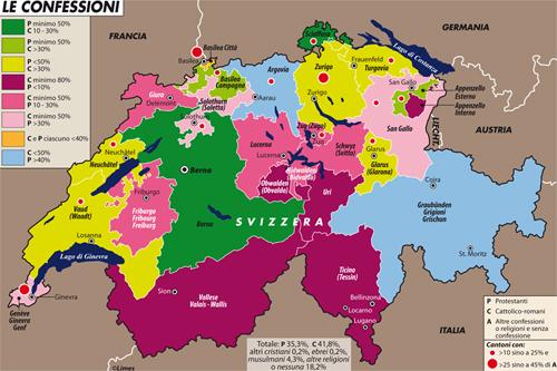 Svizzera, quella piccola grande potenza spina nel fianco dell'Europa