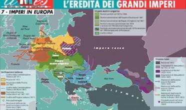 #LimesFestival: Europa 2014-1914, dialogo tra Enrico Letta e Lucio Caracciolo