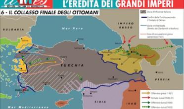 #LimesFestival: Turchia, il fascino perduto del neottomanesimo