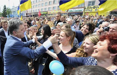 Con Poroshenko in Ucraina viene eletto il Gattopardo