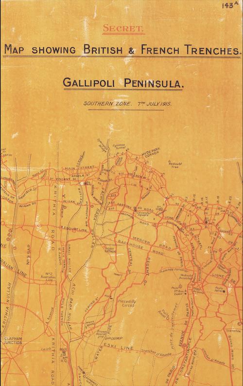 Gallipoli peninsula