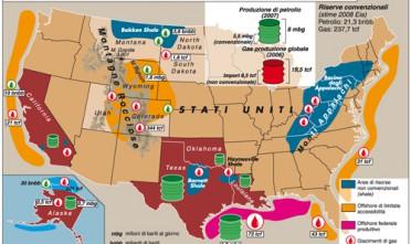 La bolla dello shale gas